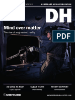 Defence Helicopter – March-April 2019