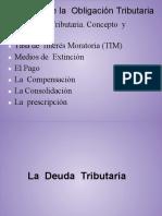 Derecho tributario 1 - Medios de extincion de la OT.pdf