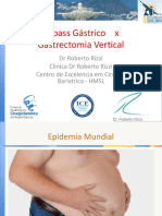 Aula de Bypass Gastrico x Seeve
