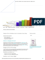 Margin of Error_ Definition, How to Calculate in Easy Steps - Statistics How To.pdf