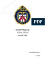 Danforth Shootings Findings of Investigation