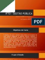 1ª Aula Economia Do Setor Público