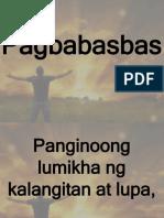 Pag Babas Bas