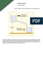 Preguntas de Repaso, Ejercicios Corriente Eléctrica Capítulo 23 Física Conceptual Décima Edición