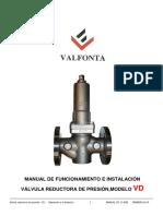 Manual VD 15A ESP