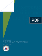 Reforming Philippine Anti-Poverty Policy