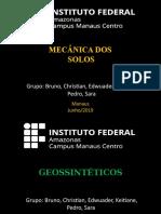 Geossinteticos