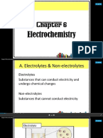 Form 4 Chemistry Electrochemistry