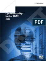 Global Cybersecurity Index2018