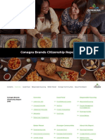 2018 Conagra Brands Citizenship Report 0