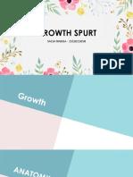 growth spurt.pptx