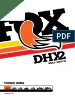 605 00 166 DHX2 Tuning Guide White RevA
