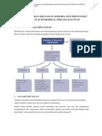 Analisis Laporan Keuangan, Kinerja Dan Kepatuhan Atas Entitas Komersial, Nirlaba Dan ETAP R1