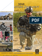 2010 Army Posture Statement