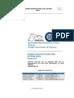 Diseño Arquitectonico de Software(DAS) FONDEN