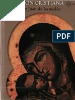 SanCirilodeJerusalénCatequesisIniciaciónCristiana