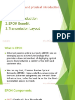 EPON Network and Physical Introduction