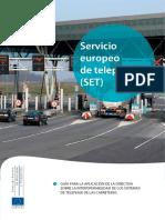 2011 Eets European Electronic Toll Service Es