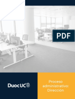 Proceso Administrativo Direccion FLIPBOOK