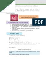 Solución a Un Problema Planteado Con El Modelo Parnes-Osborne.