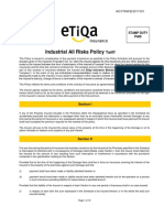 EIB en Industrial All Risks Policy
