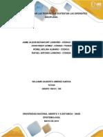 Ensayo Argumentativo Fundamentos Epistemología