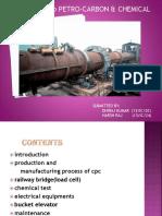 PETRO CARBON CHEMICALS PPT
