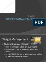 Mapeh Lifestyle and weight management