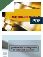 ACTIVIDADES MINERAS.pptx