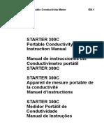 Starter 300C en Manual