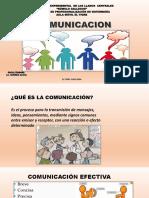 Presentacion de Comunicacion Geini