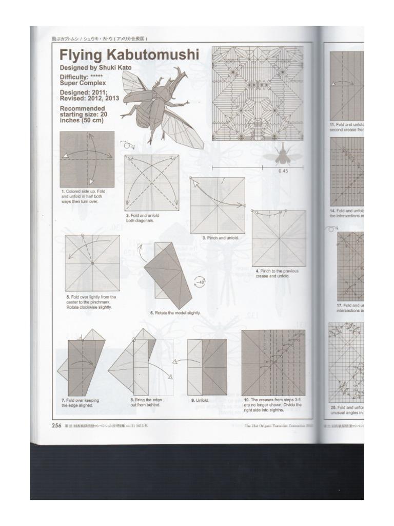 Origami Samurai Hat Instructions | 1024x768