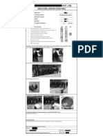 Mock Drill Report Format