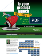 Product Launch Doomed