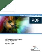 WP-Encryption Steps Checklist 060830