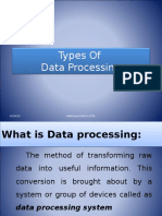 5_Types of Data Processing