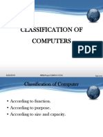 3.1 Classification of Computers Show