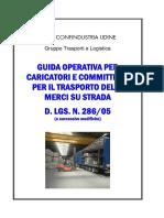 4 - Guida Autotrasp Caricatori D. Lgs. n. 286.05