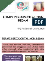 Terapi Periodontal Non Bedah - Copy