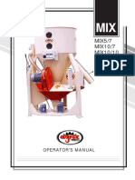 Operating Manual MIX