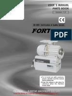 Sunstar Fortuna AC Servo Motor V