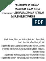 Presentation Journal Neurology