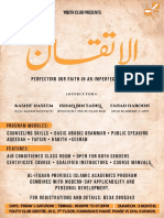 Al-Itqaan Course Time Table