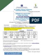 Bases Torneo Centro Comercial Chipiona 20 Julio 2019