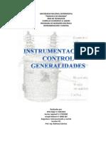 Trabajo Tema 1 Instrumentación y control. Conceptos básicos de la Instrumentación y Control Industrial Edgar Ortíz