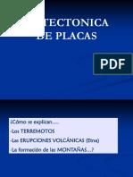 Cap IV b Tectonica de Placas-1