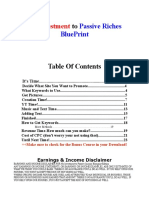 No Investment to Passive Income =Blueprint Edition=.pdf