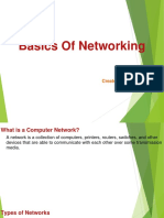 Basics Of Networking and routing.pptx
