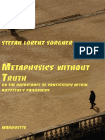 Sorgner - Metaphysics Without Truth~ On the Importance of Consistency Within Nietzsche's Philosophy - Marquette University Press.pdf