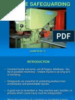 Chapter 12 Machine Safeguarding
